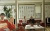 The Trincal Family: Edward, Blin, Clément and Alain