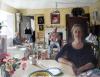 Westley Farm: Tom, Emma, Julian and Hege